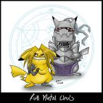 Pikatards - FMA by Gaara666