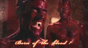 True Blood - Born of the blood by stasiabv