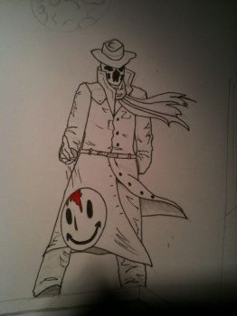 Rorschach wip by Madmoisielle