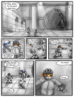 TMNT- One Small Turtle: Skateboarding Pg.3 by Tenshilove