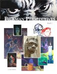Pickman Perspectives (book i) front cover by SamInabinet