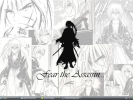 RK - Fear the Assassin by FallenAngelGM