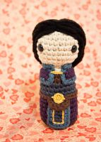 Mini-Jowan Amigurumi by queenofthecrows