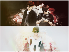 [Packcover FB] ChanBaekChen :vvv by yooyoungdory99er