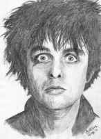 Billie Joe Armstrong by ArtClem