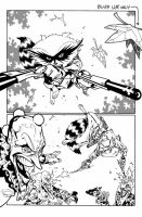 Rocket Raccoon Groot 2 pg 15 by timothygreenII