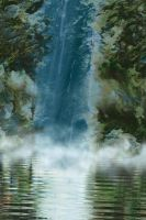 Waterfall by kesuf