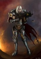 Warhammer40k: Sister of Battle by Jorsch