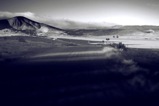 The back road by VexingArt