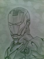 iron man by enigma004