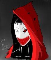 The Red King by viral-reject