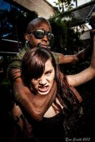 You gotta to be Cool as a Cucumber Revy by Rasgriz0083