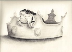 The Frog Prince by alostrael444