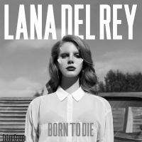 Lana Del Rey Horns To Die by ColourCrayon