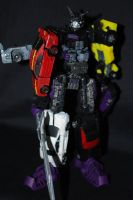 Mini Menasor by puzzledperplexity