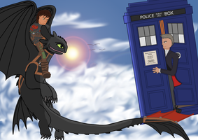 Timey-Wimey Encounter by Golloperaa