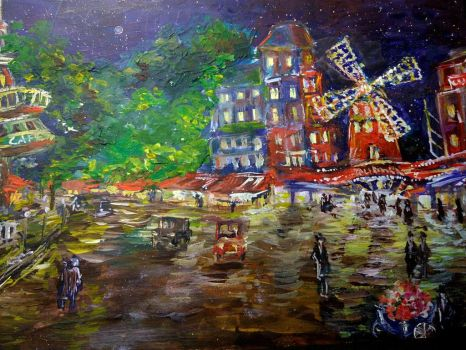 moulin rouge by CatrinCasino
