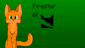 Firestar Desktop Background by terrorisnear