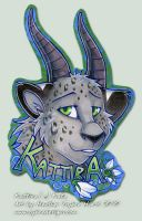 Badge Trade :: Kattira by cybre