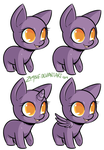 MLP CHEEB BASES (PSD) by zombie