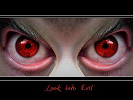 Look Into Evil by fission1