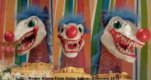 Rodeo Klown From Outer Space by Eskerata