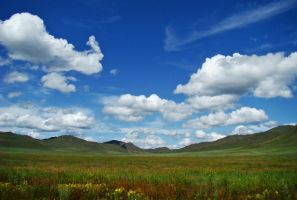 Mongolian Paradise by SniperOfSiberia
