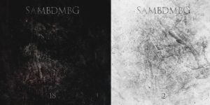 SAMBDMBG Album Covers by seventhirtytwo