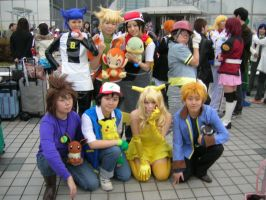 Pokemon Group by Animefan-nopbidc