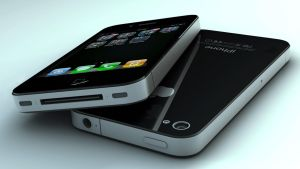 iPhone 4 by Tom-3D