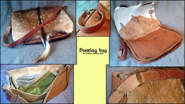 Hunting bag by Noctiped