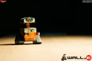 Wall E by dfordesmond