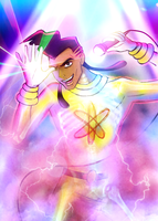 POWERLINE - EYE TO EYE by La-maldita