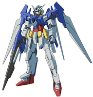 GUNDAM AGE 2 NORMAL by omegamanx2