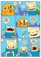 Adventure Time Ripoff 08 by AF16