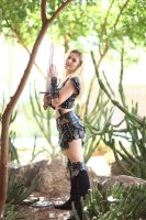 Callisto Cosplay 2 by CLeigh-Cosplay