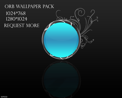 Orb wallpaper pack by Kip0130