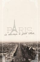 Paris by Marionette-ox