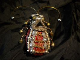 Napoleonic Steampunk Beetle by SpiffsHexapodS
