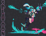Splatoon by emengel