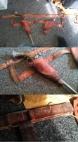 Connor Kenway Holsters by Trujin