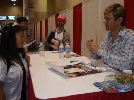 fanexpo crispin freeman3 by chuchino37