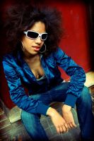 Deb afro by laurita5projectparty