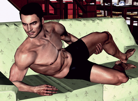 Kaidan - Alone For Too Long by TombRaiderShock