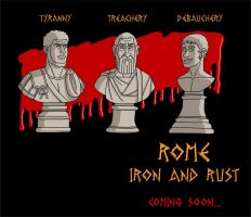 Rome Iron and Rust by VoteDave