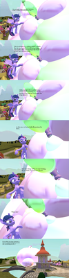 Blimped Spike Comic by DatGirlintoGmod