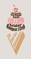Ice Cream Poster by DottoraQN