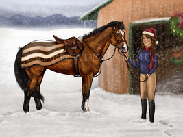 Have Yourself a Merry Little Christmas by BeauArrow