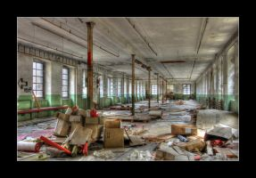 Abandoned Factory 9 by 2510620