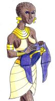 Pharaoh Uncrowned by BrandonSPilcher